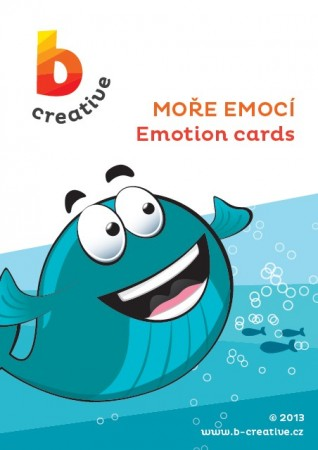 MOŘE EMOCÍ | Emotion cards